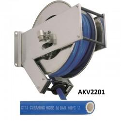 """NITO 1/2"""" adaptateur en laiton chromé avec M24x1 mâle."""
